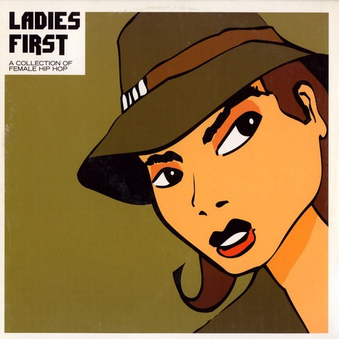 V.A.   - Ladies First - A Collection Of Female Hip Hop