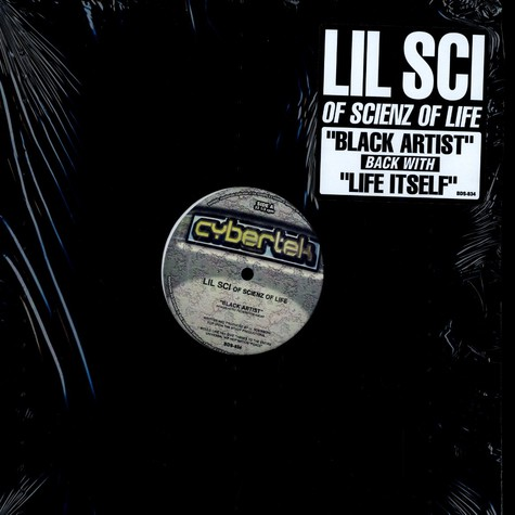 Lil Sci of Scienz Of Life - Black artist