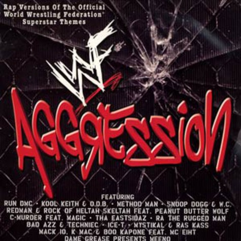 V.A. - Aggresion Rap Version of World Wrestling Superstar Themes