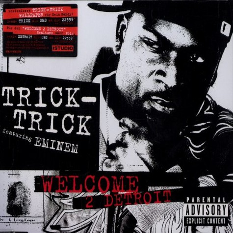Trick-Trick - Welcome 2 Detroit feat. Eminem