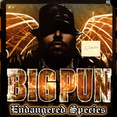 Big Pun - Endangered species