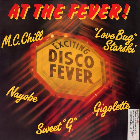 V.A. - At the fever (Love Bug Starski)