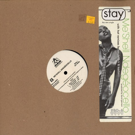 Me'Shell Ndegeocello - Stay