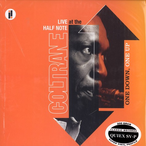 John Coltrane - One down, one up