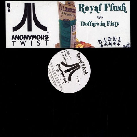 Anonymous Twist - Royal flush