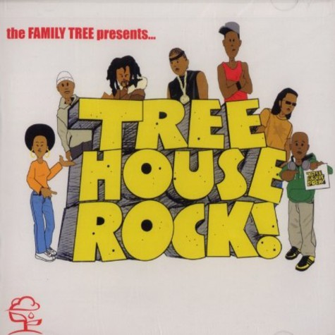Family Tree - Tree house rock