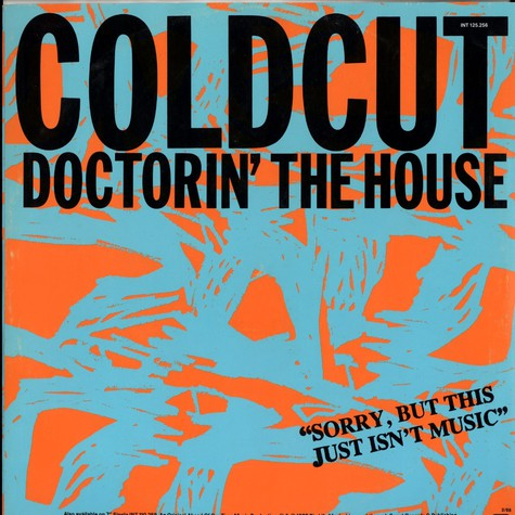Coldcut - Doctorin the house