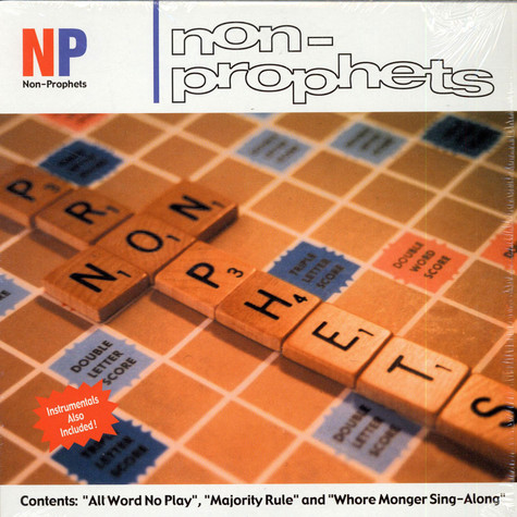 Non Prophets (Sage Francis & Joe Beats) - All word no play