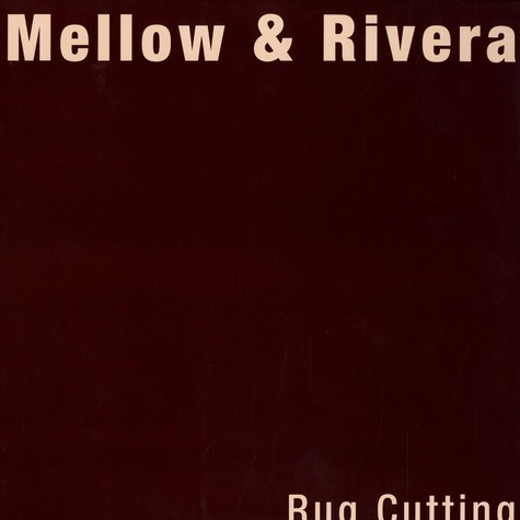 Mellow & Rivera - Rug cutting