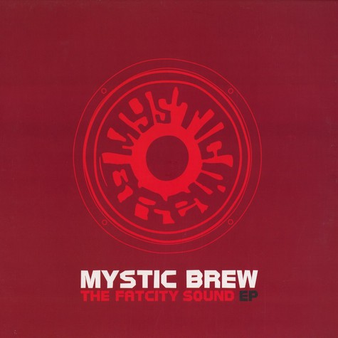 V.A. - Mystic brew - the fat city sound EP