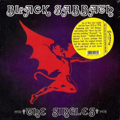 Black Sabbath - The singles 1970-1978
