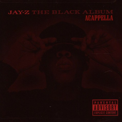 Jay-Z - Black album acappellas