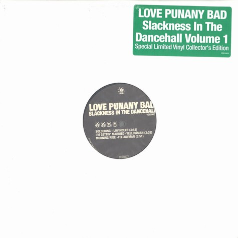 V.A. - Love punany bad - slackness in the dancehall volume 1