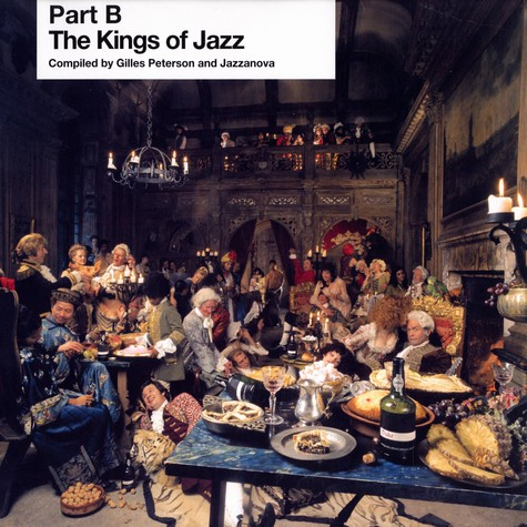 Gilles Peterson & Jazzanova - The kings of jazz part B