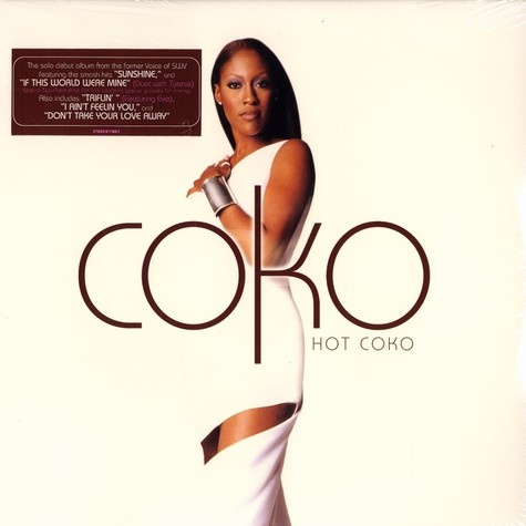Coko of SWV - Hot Coko