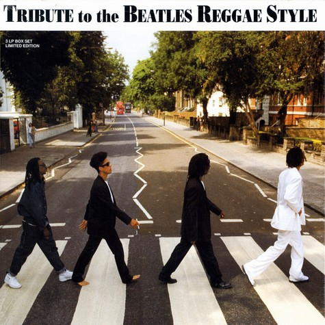 V.A. - Tribute to The Beatles reggae style