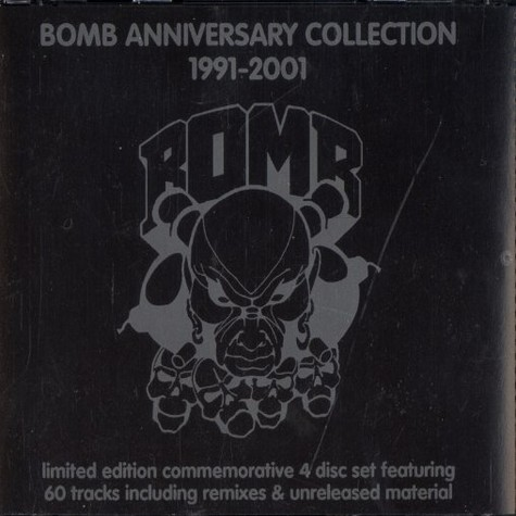 Bomb Hip Hop - Bomb anniversary collection 1991-2001