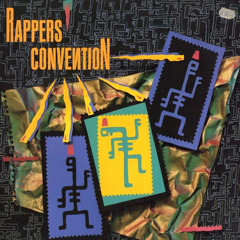 Rappers Convention - Rappers Convention