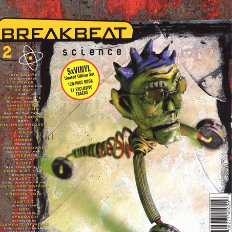 V.A. - Breakbeat science 2