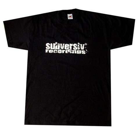 Subversiv Clothing - Subversiv recording T-Shirt 2006