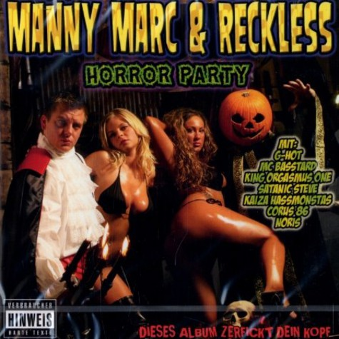 Manny Marc & Reckless - Horror Party