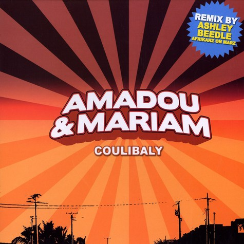 Amadou & Mariam - Coulibaly