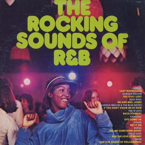 V.A. - The rocking sound of r&b