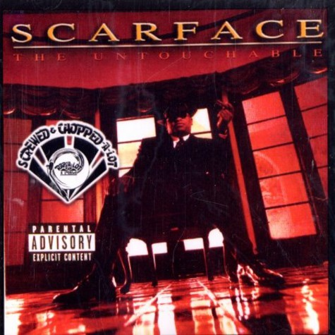 Scarface - The untouchable - choppend and screwed