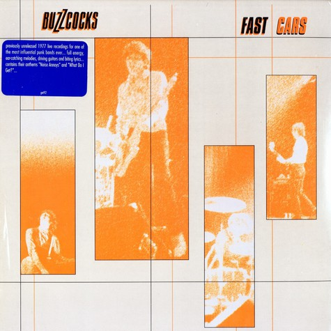 Buzzcocks - Fast cars