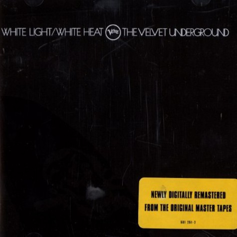 Velvet Underground - White light / white heat
