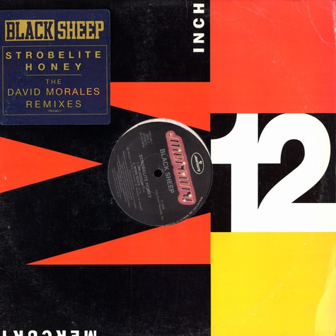 Black Sheep - Strobelite honey ( David Morales remixes)
