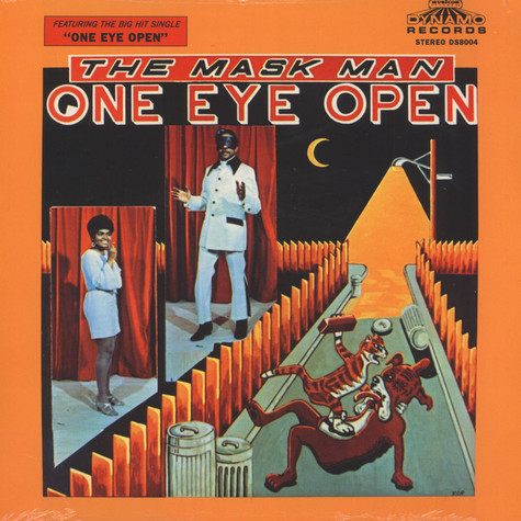 Mask Man And The Agents - One eye open