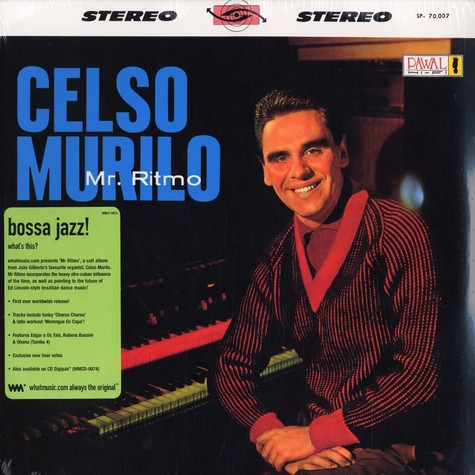 Celso Murilo - Mr.ritmo