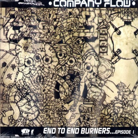 Company Flow - End to end burners