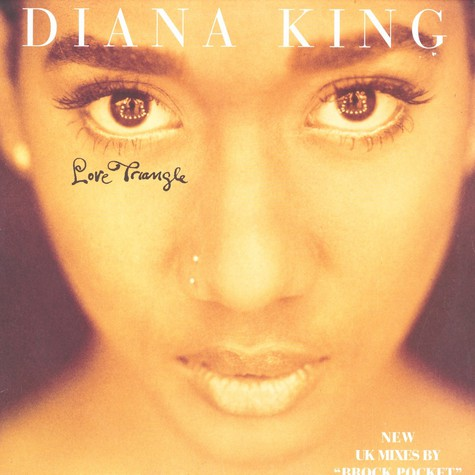 Diana King - Love triangle UK mixes