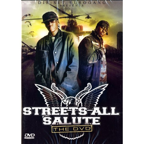 S.A.S. - Streets all salute - the dvd