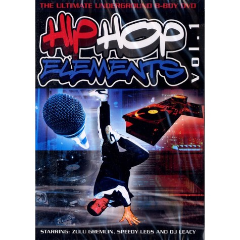 Hip Hop Elements - Volume 1