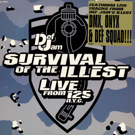 V.A. - Def jams survival of the illest
