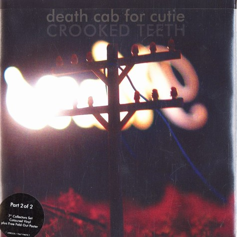 Death Cab For Cutie - Crooked teeth part 2
