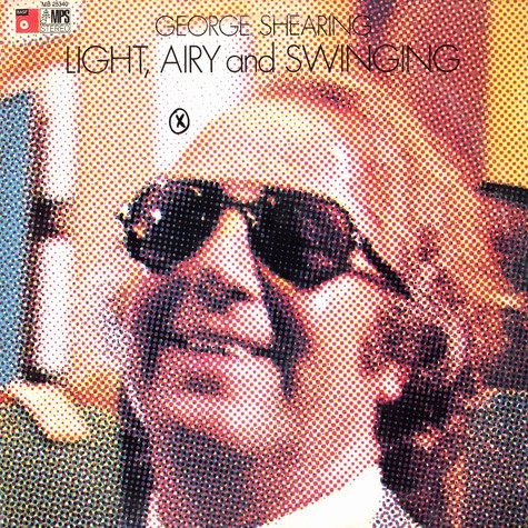 George Shearing - Light, airy and swinging