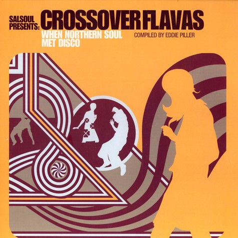Salsoul presents: - Crossover flavas - when northern soul met disco