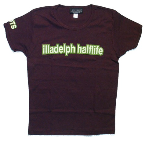 Roots, The - Illadelph halflife Women T-Shirt