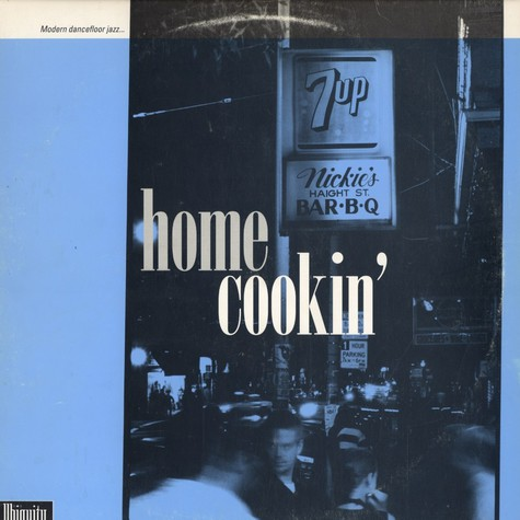 V.A. - Home cooking - more dancefloor jazz