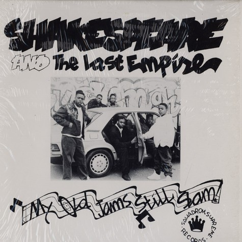 Shakespeare And The Last Empire - My old jams still slam EP