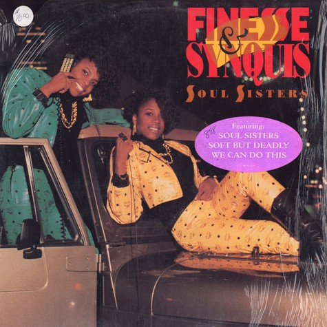 Finesse & Synquis - Soul Sisters