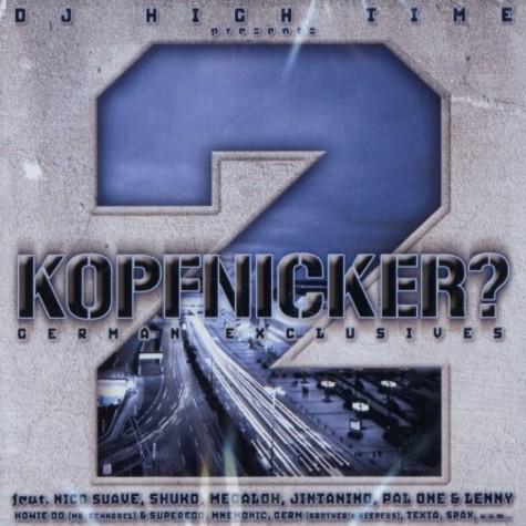 DJ High Time - Kopfnicker? volume 2 - german exclusives