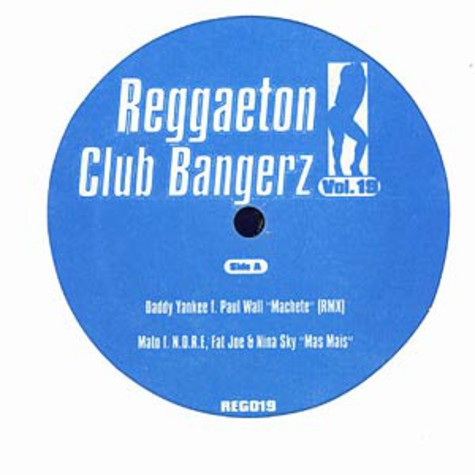 Reggaeton Club Bangerz - Volume 19