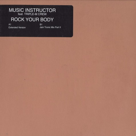 Music Instructor - Rock your body feat. Triple M Crew