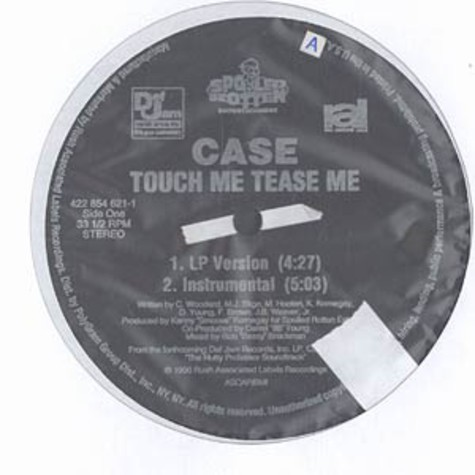 Case - Touch me, tease me feat. Foxy Brown & Mary J.Blige