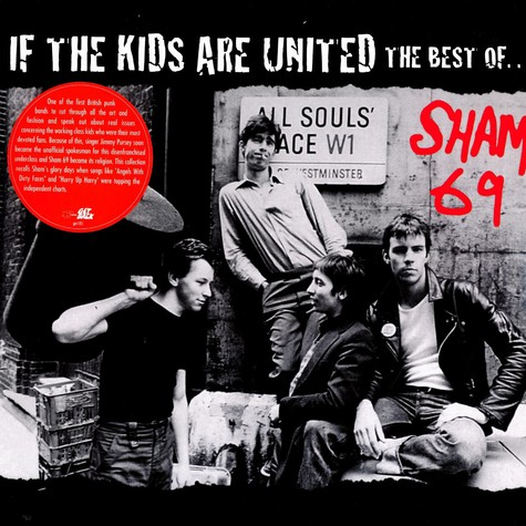 Sham 69 - If the kids are united - the best of